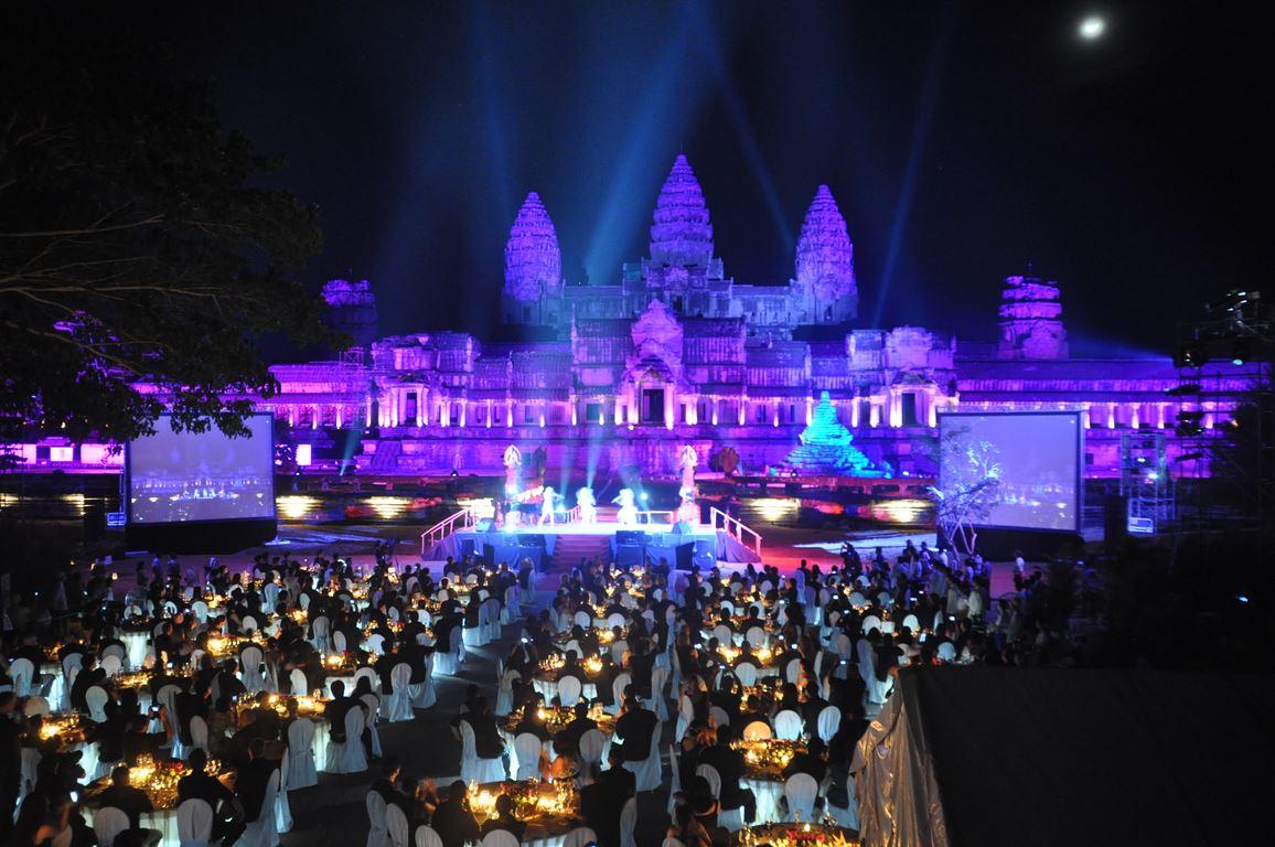 Angkor Wat Dinner